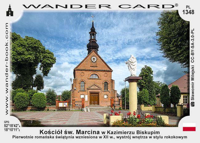 Kościół św. Marcina w Kazimierzu Biskupim