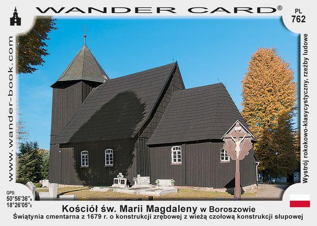 Kościół św. Marii Magdaleny w Boroszowie
