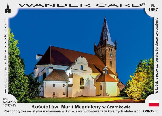 Kościół św. Marii Magdaleny w Czarnkowie