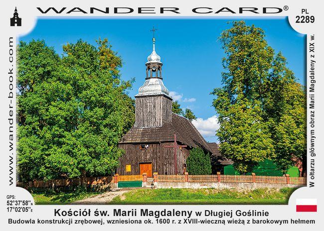 Kościół św. Marii Magdaleny w Długiej Goślinie
