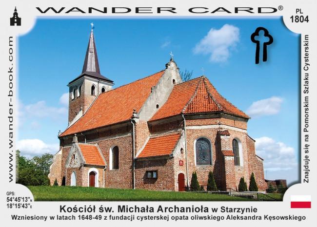 Kościół św Michała Archanioła w Starzynie