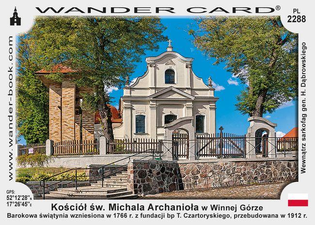 Kościół św. Michala Archanioła w Winnej Górze