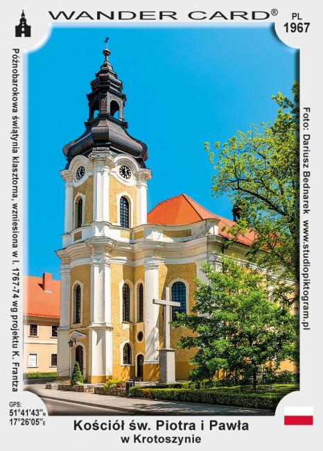 Kościół św. Piotra i Pawła w Krotoszynie