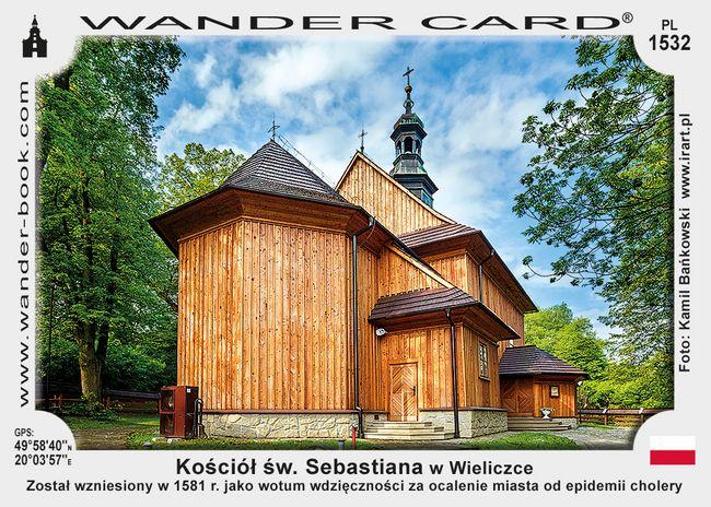 Kościół św. Sebastiana w Wieliczce