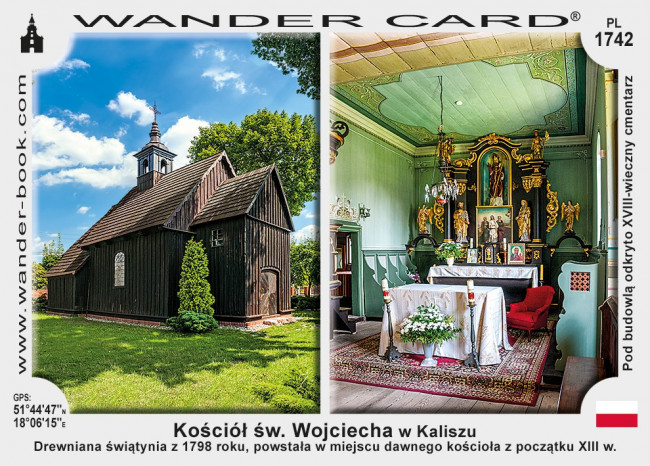 Kościół św. Wojciecha w Kaliszu