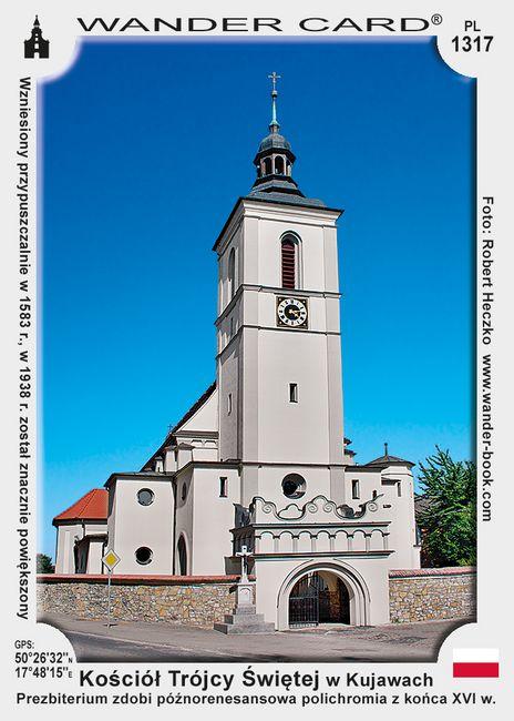 Kościół Trójcy Świętej w Kujawach