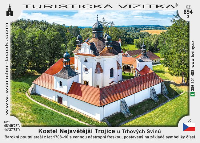 Kostel Nejsvětější Trojice u Trhových Svinů
