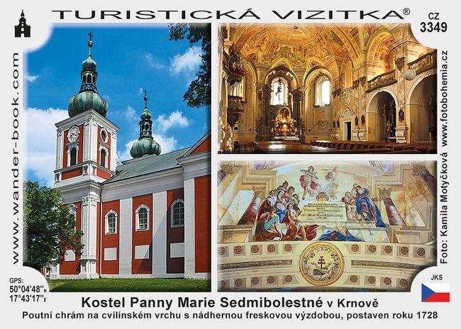 Kostel P. Marie Sedmibolestné v Krnově