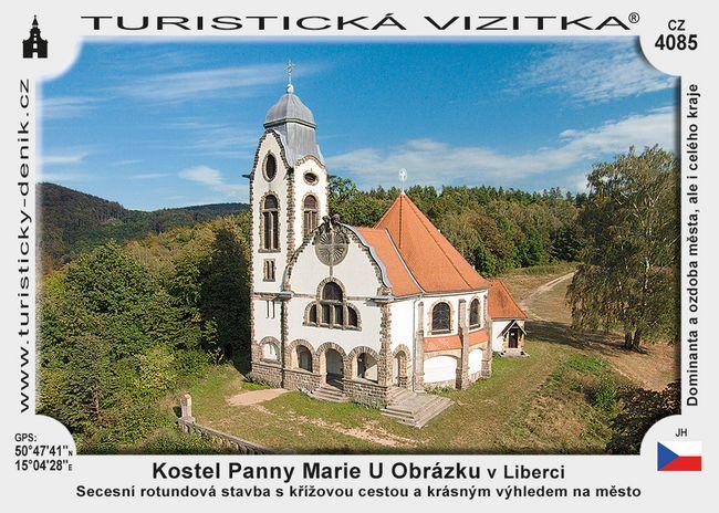 Kostel Panny Marie U Obrázku v Liberci
