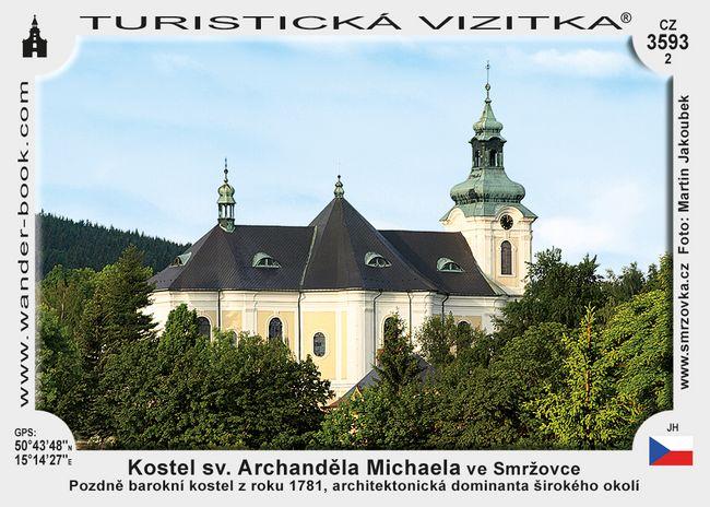 Kostel sv. A. Michaela ve Smržovce