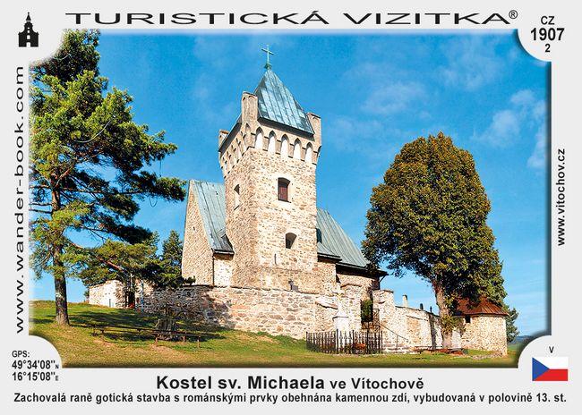 Kostel sv. Michaela ve Vítochově