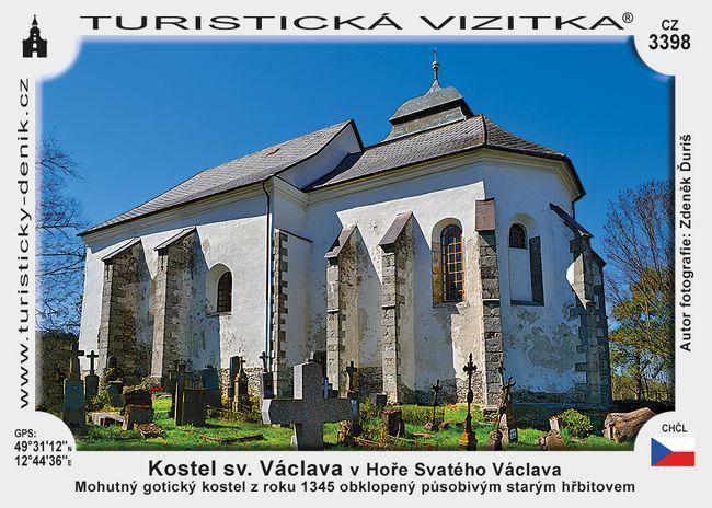 Kostel sv. Václava v Hoře sv. Václava