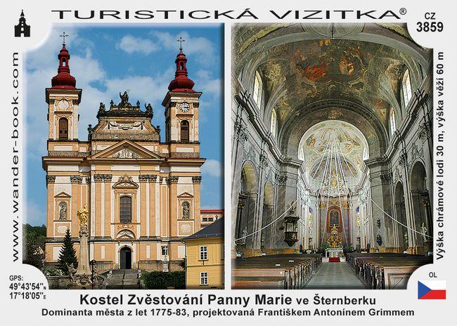 Kostel Zvěstování Panny Marie ve Šternberku