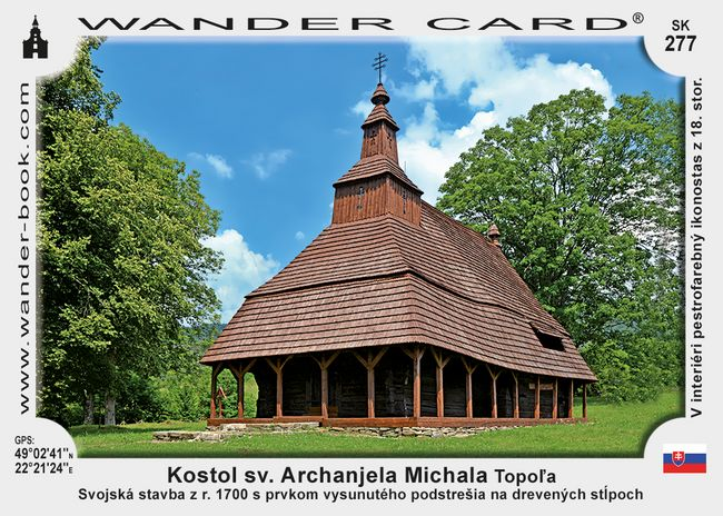 Kostol sv. Archanjela Michala Topoľa