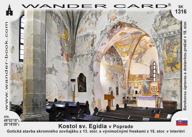Kostol sv. Egídia v Poprade