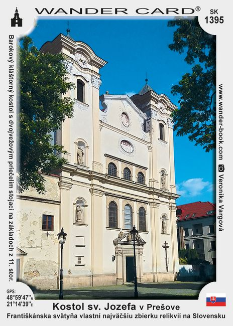 Kostol sv. Jozefa v Prešove