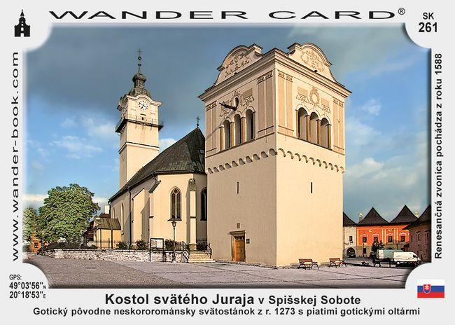 Kostol svätého Juraja v Spišskej Sobote