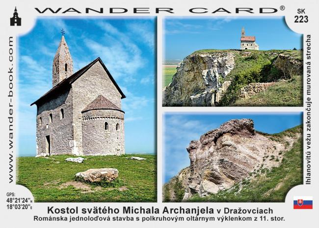 Kostol svätého Michala Archanjela v Dražovciach
