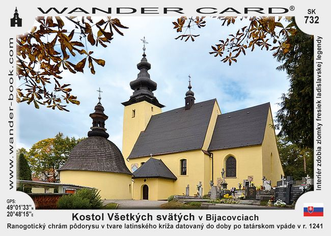 Kostol Všetkých svätých v Bijacovciach