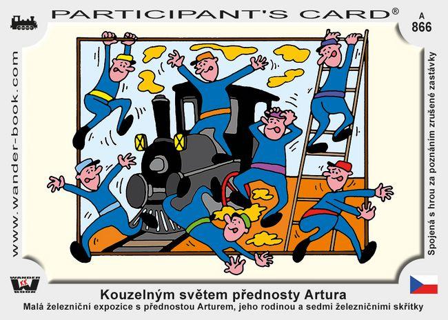 Kouzelným světem přednosty Artura