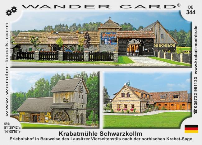 Krabatmühle Schwarzkollm