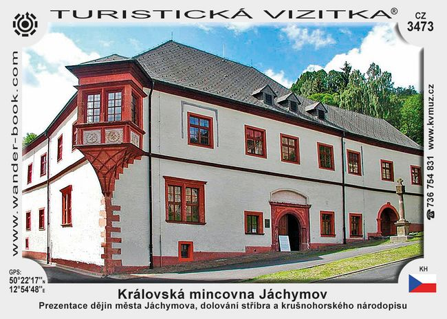 Královská mincovna Jáchymov