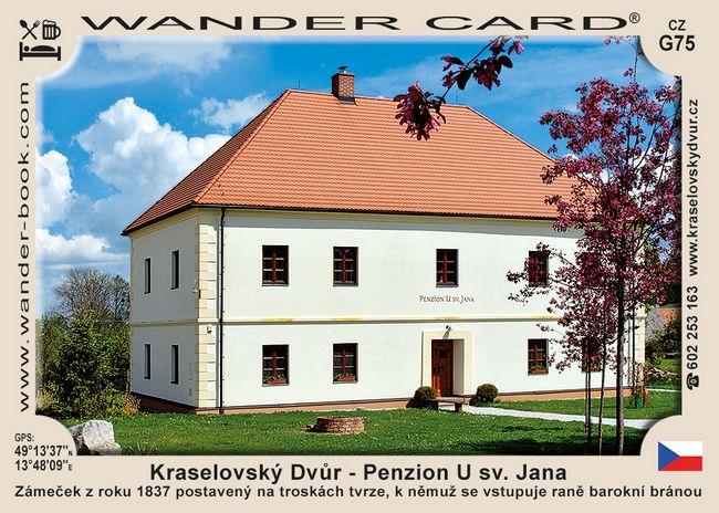 Kraselovský Dvůr - Penzion U sv. Jana