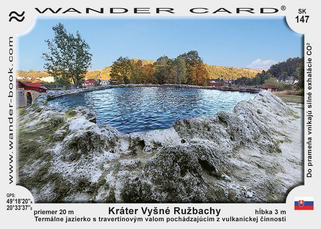 Kráter Vyšné Ružbachy