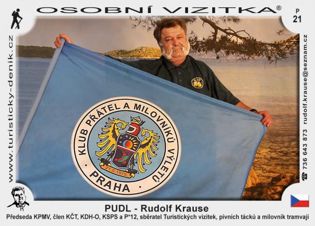Rudolf Krause – PUDL