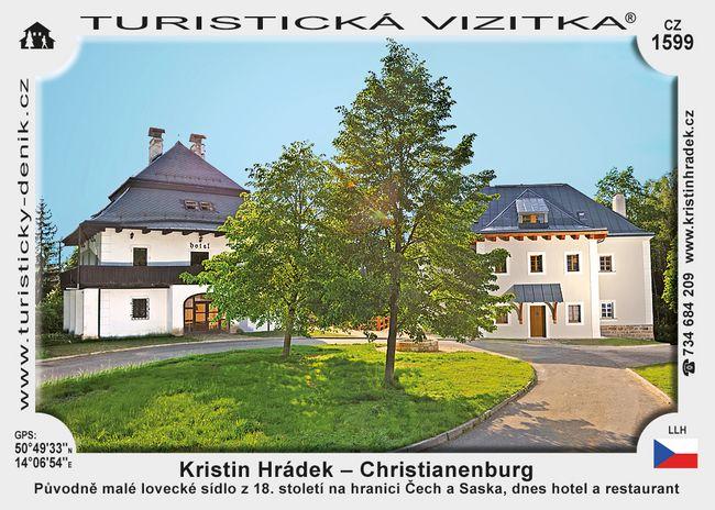 Kristin Hrádek - Christianenburg