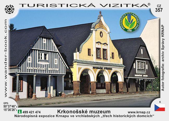 Krkonošské muzeum KRNAP