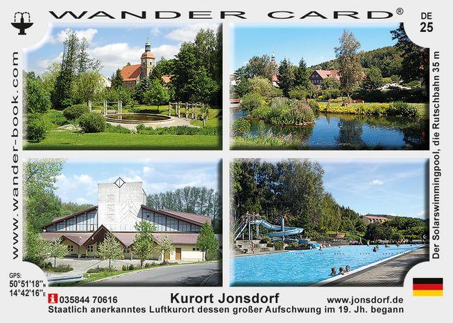 Kurort Jonsdorf