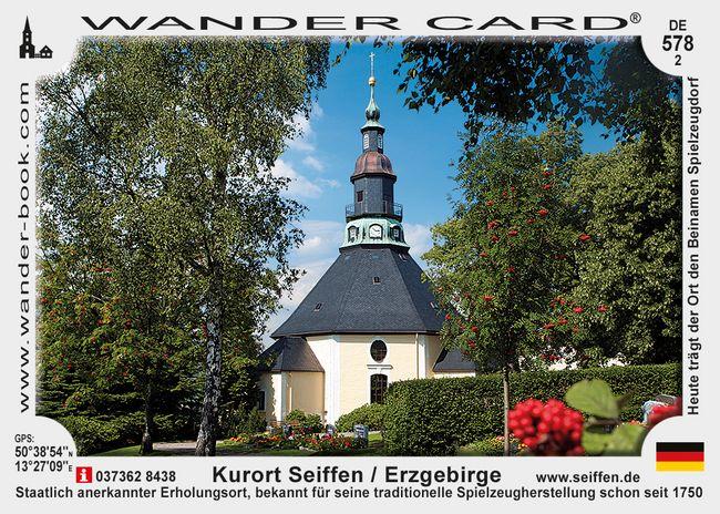 Kurort Seiffen / Erzgebirge