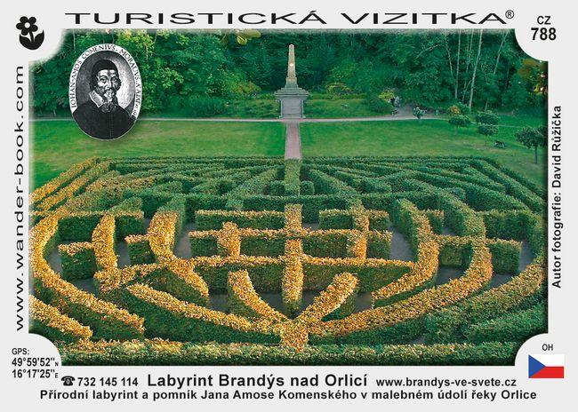 Labyrint Brandýs nad Orlicí