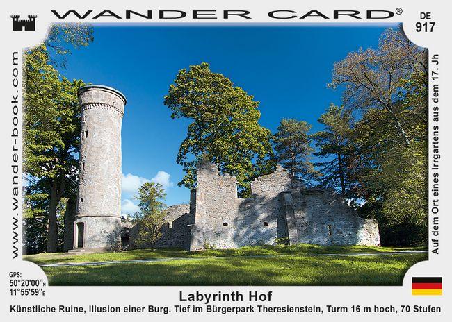 labyrinth dreiländereck