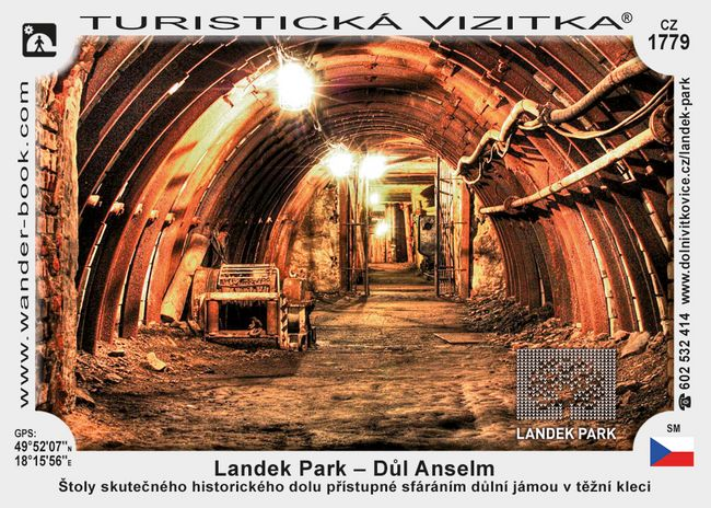 Landek Park - důl Anselm