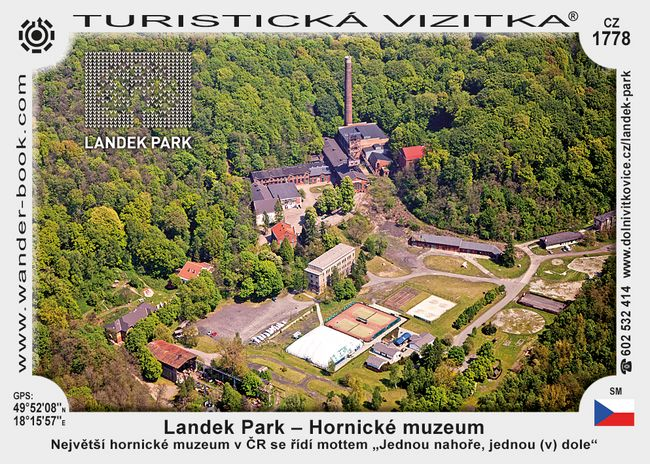 Landek Park - hornické muzeum