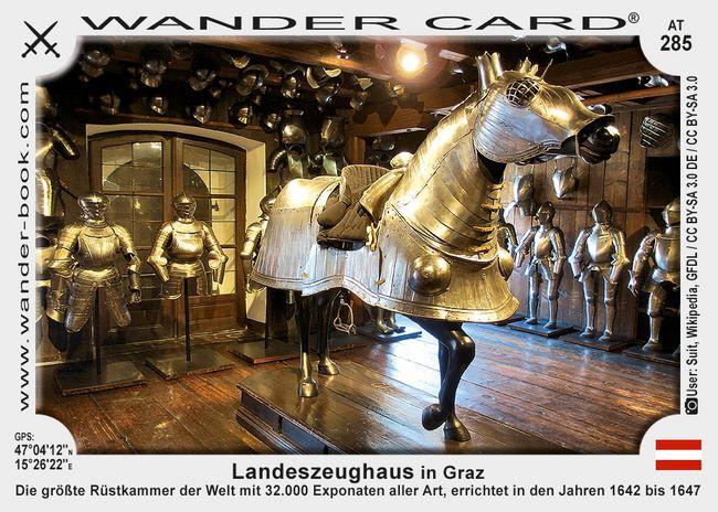 Landeszeughaus in Graz