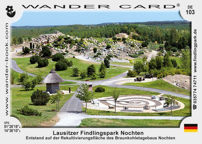 Lausitzer Findlingspark Nochten