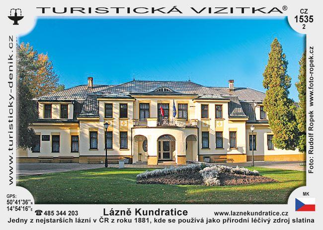 Lázně Kundratice