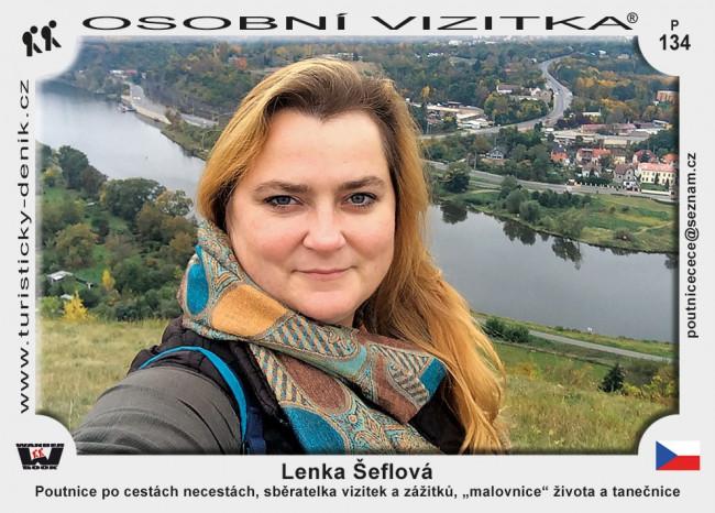 Lenka Šeflová