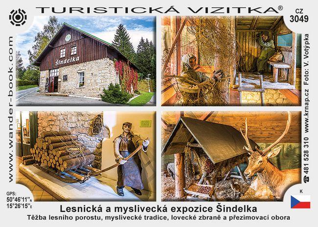 Lesnická a myslivecká expozice Šindelka