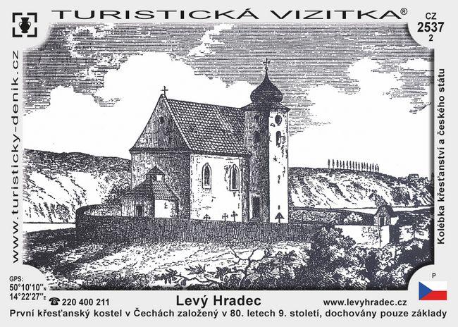 Levý Hradec R