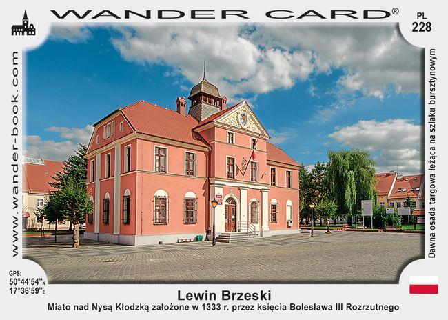 Lewin Brzeski