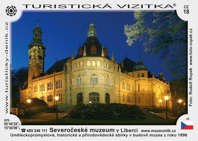 Liberec Severočeské muzeum