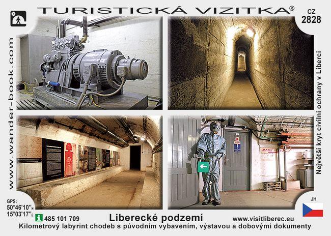 Liberecké podzemí