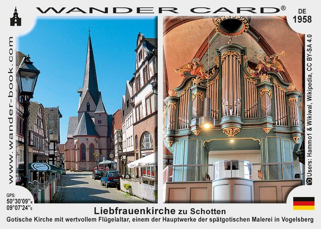 Liebfrauenkirche zu Schotten