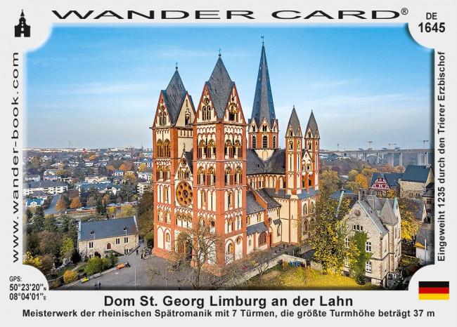 Dom St. Georg Limburg an der Lahn