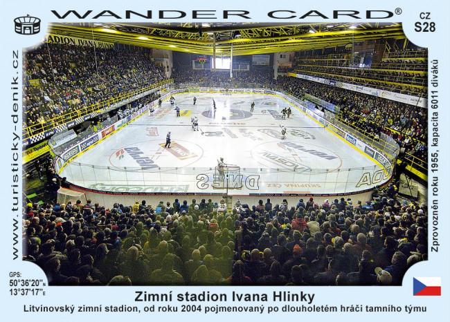 Litvínov ZS Ivana Hlinky Hokej