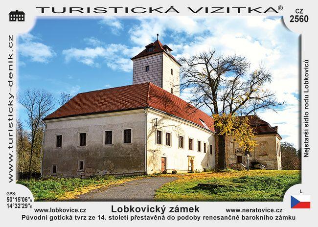 Lobkovický zámek